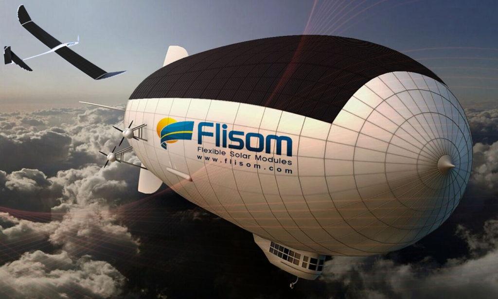 Flisom Lightweight Thin Flexible Solar Panels