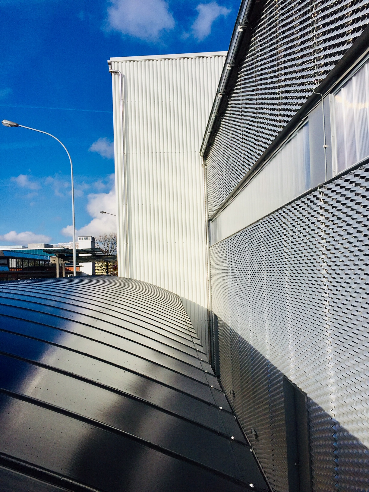 Solar Module Installation in Switzerland