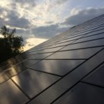 Flexible Solar Module installation in Belgium